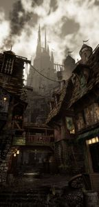 Crafting a Fantasy Environment with Lean