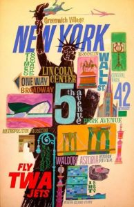 Vintage Travel Posters New York | The Tr