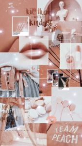 pink multiphoto background