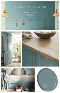 2021 Benjamin Moore Color of the Year in