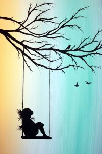 40 Amazing Silhouettes Art For