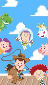 This Toy Story Phone Background Has Us