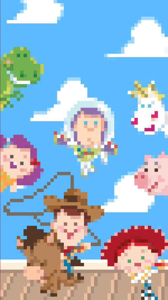 This Toy Story Phone Background Has Us Feeling Major Feels