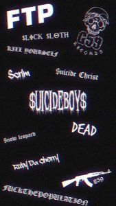 $uicideBoy$ Mobile Wallpaper by m