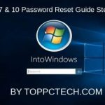 Windows 10 Password Reset Guide Step by Step