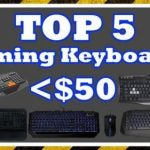 Best Cheap Gaming Keyboard Reviews