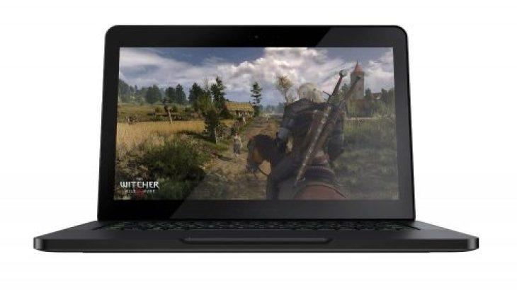 Razer Blade 14 QHD+ Touchscreen Laptop
