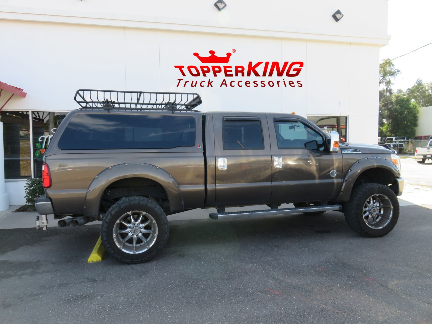 2016 f250 leer 100xq for rugged outdoor