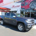 Chevy Colorado Leer 550 With Hitch Topperking Topperking Providing All Of Tampa Bay With Quality Truck Accessories