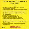 The Enviroment (Protection) Act, 1986, Edition-2017