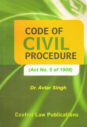 CODE OF CIVIL PROCEDURE FOURTH EDITION 2015