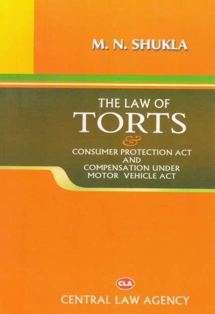 TORTS & CONSUMER PROTECTION ACT TWENTY FIRST EDITION 2016