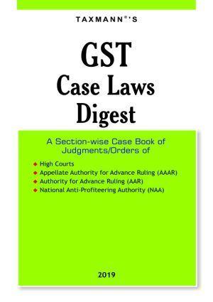 GST-Case-Laws-Digest-Title-April19L