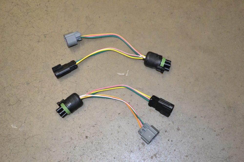 medium resolution of hiniker headlight adaptor kit 38813079