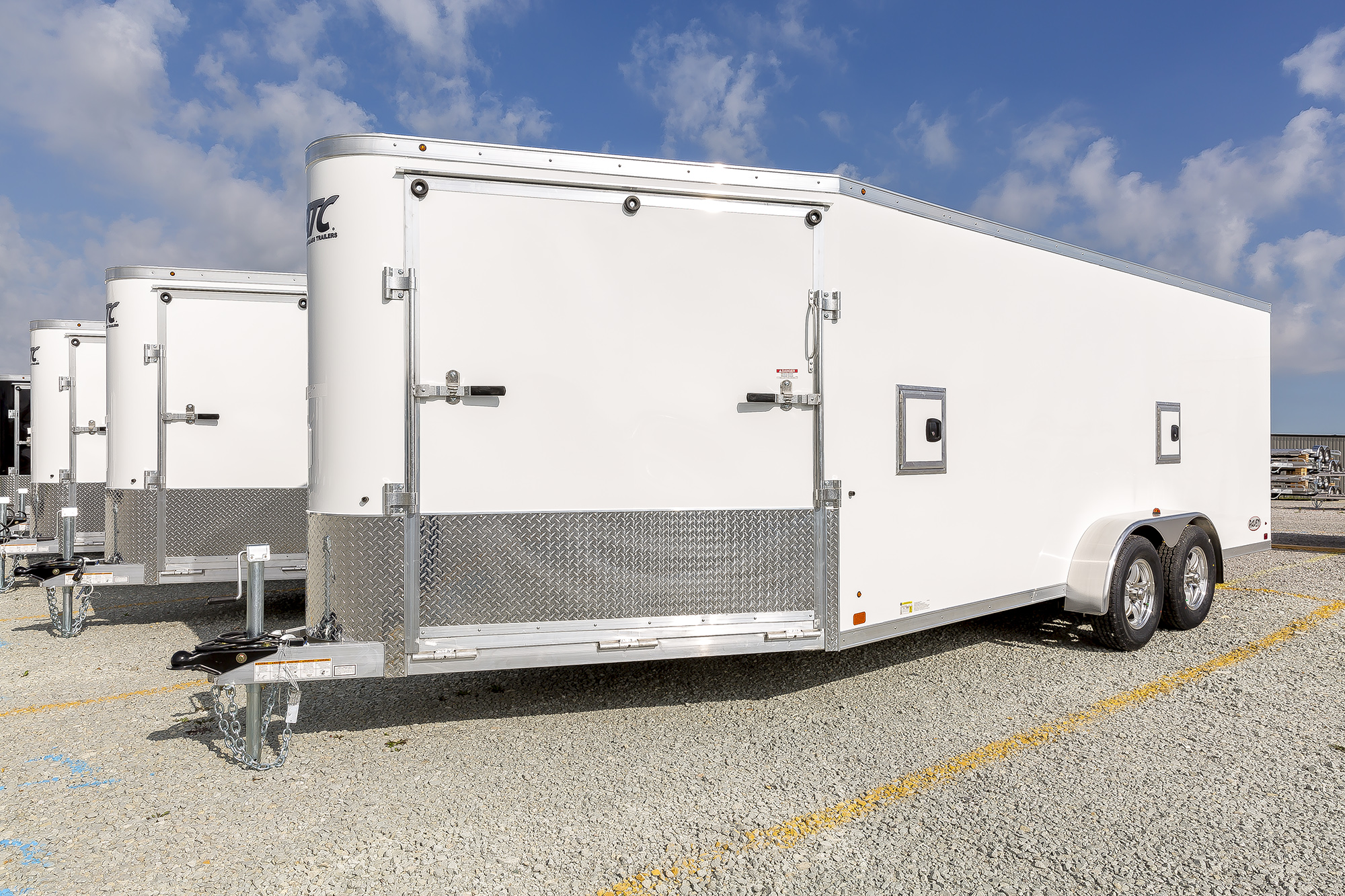 Enclosed Trailer Ac Wiring Trucks Trailers Rv39s Toy Haulers