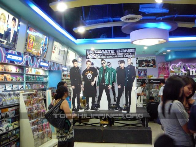Big Bang album launch - 14 May 2011