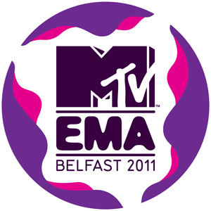 MTV EMA 2011 at Belfast