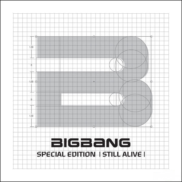 Big Bang Special Edition - Still Alive (CD+Photobook)