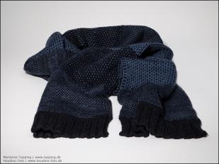 Halstørklæde til Nikolai i Arwetta