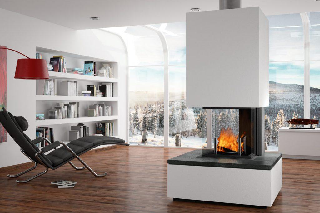 Progetto CB 17  Camini Toppino  Toppino Home Design