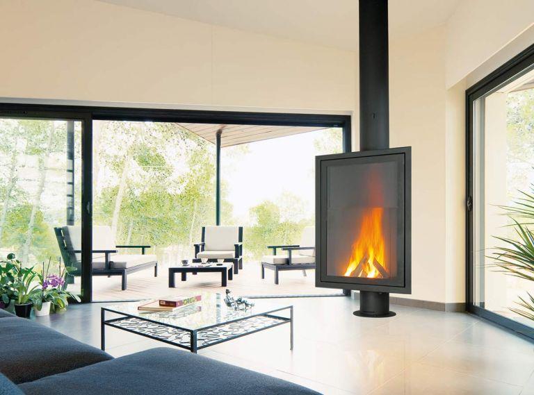 Camini di design di marche prestigiose  Toppino Home Design