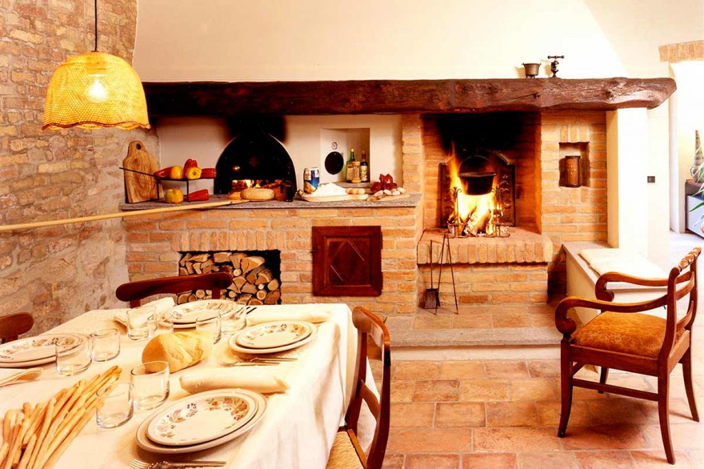 Taverne forni e barbecues  Toppino Home Design