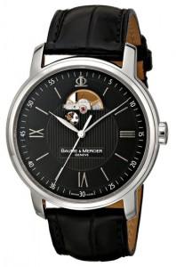 Baume & Mercier Men's 8689 Classima Skeleton Display Watch