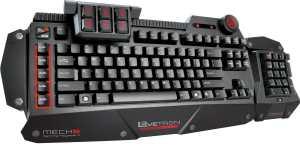 Azio Levetron Mech5 Mechanical Gaming Keyboard