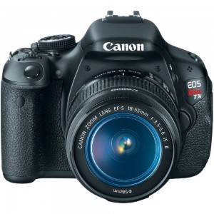 Canon EOS Rebel T3i Digital SLR Camera with EF-S 18-55mm f3.5-5.6 IS Lens (discontinued by manufacturer)