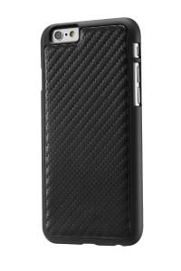 Iphone 6 Case, WAWO Senior Pu Leather [Fashion business series] Case for Apple Iphone 6 4.7 (Black)