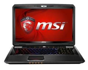 MSI GT70 Dominator-2293 17.3-Inch Laptop (Black)