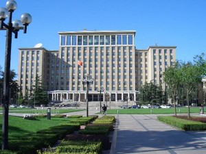 The Tsinghua University Top 3 the Most Beautiful School in the World