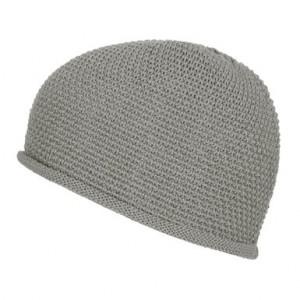 ililily Light weight Crochet Summer Cap Stretch Skullies Short Beanie Hat