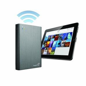 Seagate Wireless Plus 1TB Portable Hard