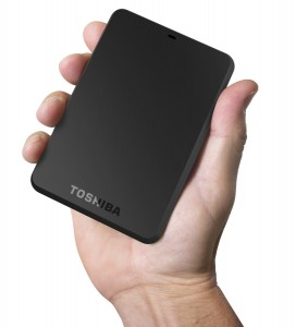 Toshiba Canvio 1.0 TB USB 3.0 Basics Portable Hard Drive