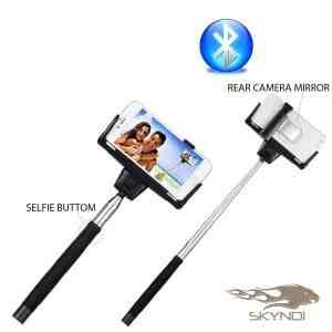 Skyndi Selfie Stick 3-in-1 Monopod Stick