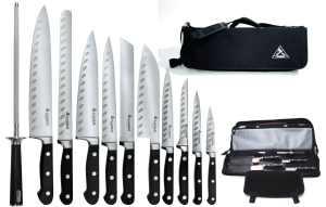 Top 10 best kitchen knife sets reviews