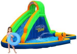 #6. Hydro Rush Inflatable by Blast Zone
