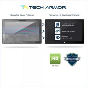 #9. Tech Armor Microsoft Surface Pro 3