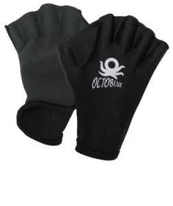 Swimming Gloves with Webbed Fingers Snorkeling