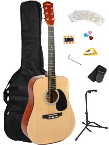 ADM Full Size Acoustic Guitar Kit