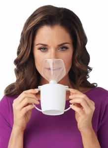 Dr Leonard's Personal Steam Inhaler