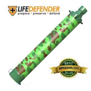 Life Defender Personal Water Filter Straw