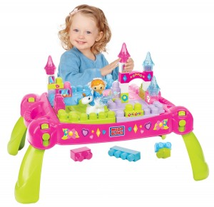 Mega Bloks First Builders Fairytale Ta