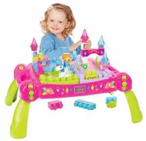 Mega Bloks First Builders Fairytale Ta