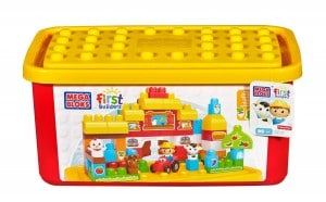 Mega Bloks First Builders Farm