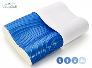 ViscoSoft Arctic Gel Pillow