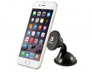 iMagnet Cradle-less Universal Car Mount Holder