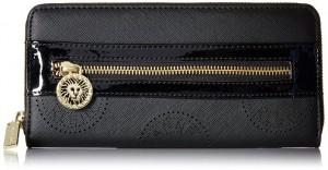 Anne Klein Signature Zip Around Wallet
