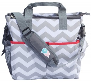 Bula Baby Stylish Diaper Bag